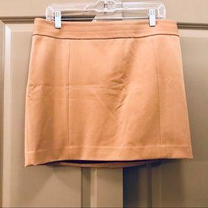 Express Khaki Mini Skirt - size 12